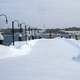 Winter and Snowy Waterfront in Halifax, Nova Scotia