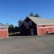 Panoramic view of Creamery Square in Nova Scotia