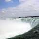 Another view of the falls in Niagara Falls, Ontario, Canada