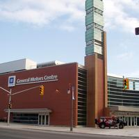 General Motors Centre in Oshawa, Ontario, Canada