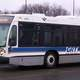 GRT Bus in Kitchener, Ontario, Canada