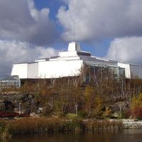 Science North main building in Sudbury, Ontario, Canada