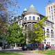 Macdonald-Stewart Library at McGill University in Montreal, Quebec, Canada