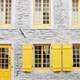Walls and Windows in Quebec City, Canada