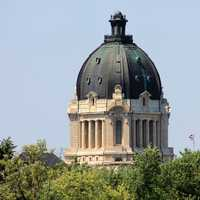 Capital Dome building in Regina, Saskatchewan