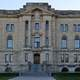 Saskatchewan legislature building in Regina