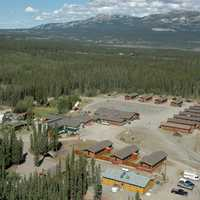 Whitehorse Cadet Summer Training Centre in the Yukon Territory, Canada
