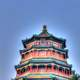 Temple in Beijing, Tower