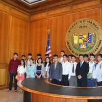 Shenzhen International Foundation College Visit