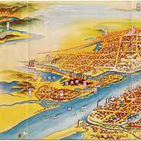 Japanese Painting of Wuhan