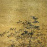 Landscape Art of Wuxi in 1658 in Jiangsu, China