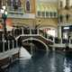 Fake Canals in Venetian Resort
