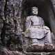 Giant Buddha Statue in Lingyin Temple