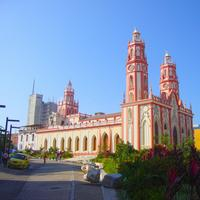Large Church in Barranquilla, Colombia