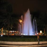 Villa Country Fountain in Barranquilla, Colombia