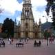Church of Our Lady of Lourdes in Bogota Colombia