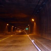 Western Tunnel, the longest and most modern tunnel of Latin America in Colombia, Medellin