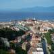 Cityscape and Sea landscape in Rijeka, Croatia