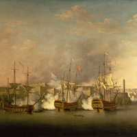 The British invasion and occupation of Havana in 1762, Cuba
