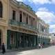 Buildings in the street of Santa Clara, Cuba