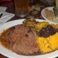 Ropa Vieja, Traditional meal in Cuba