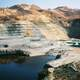 Copper mine in Cyprus