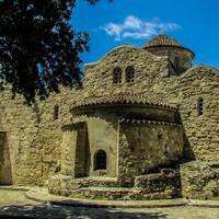 Old Stone Church architecture in Cyprus