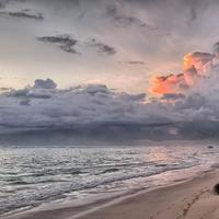 Bavaro Sunrise, Dominican Republic landscape