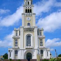 Sagrado Corazón de Jesús Church in Moca, Dominican Republic