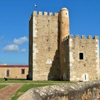 Historic Old Town and Fort in Santo Domingo