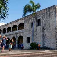 Presidential Palace in Santo Domingo in the Dominican Republic