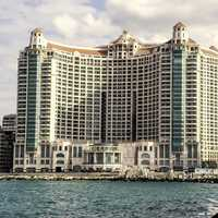 San Stefano Grand Plaza in Alexandria, Egypt