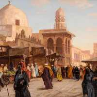 Cairo in the 19th century, Egypt