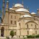 Grand mosque in Cairo, Egypt