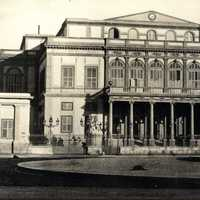 Khedivial Opera House 1869 in Cairo, Egypt