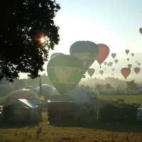 Bristol International Balloon Fiesta, England