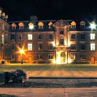 St. Catherine's College at Night