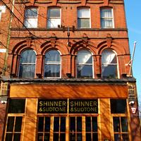 Shinner and Suntone building in London