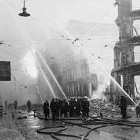Bombing of Manchester during World War II