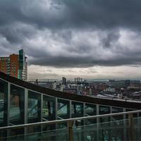 Manchester Under the Clouds