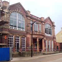 Burslem School of Art in Stoke-on-Trent, England