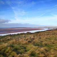 Crosby Coastal Path landscape