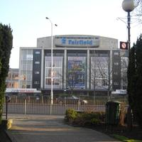 Fairfield Halls in Central Croydon, England