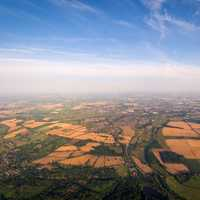 Farms and Landscape of Brocton, England