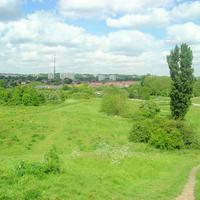 South Norwood Country Park in Croydon, England landscape