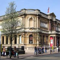 Wolverhampton Art Gallery in England