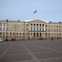 The University of Helsinki Main Building