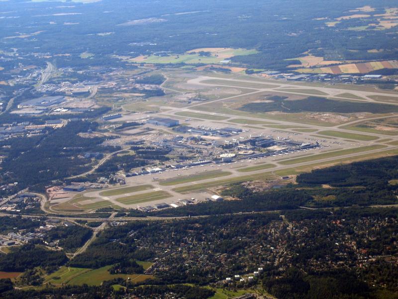 Lentokenttä Helsinki Vantaa