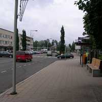 Another street view in Keuruu, Finland