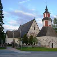 Church of Saint Lawrence in Janakkala, Finland